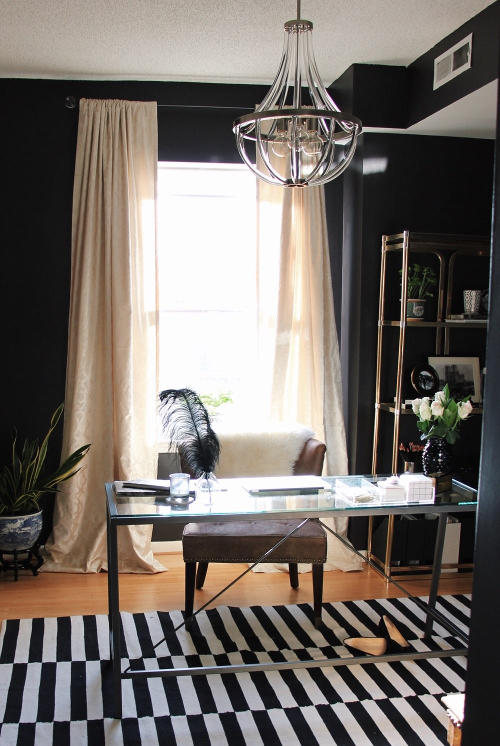 CHIC GLAM HOME OFFICE — Splendor Styling