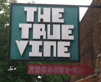 The True Vine - 3544 Hickory Ave Stop here for vinyl records and cd's Cross Hickory and left to 36th st
