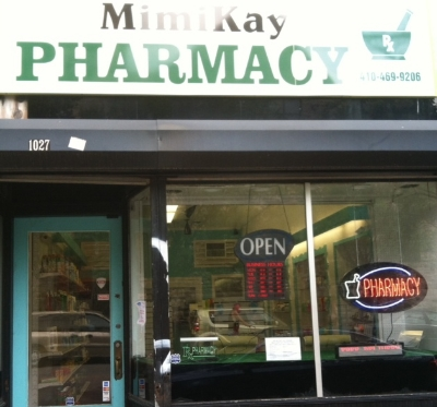 Mimi Kay Pharmacy - 1027 W 36th Street Stop here for your prescriptions or medical needs Turn right
