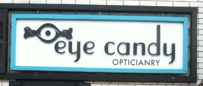 Eye Candy - 849 W 36th Street Stop here for a spectacular selection of frames Turn right