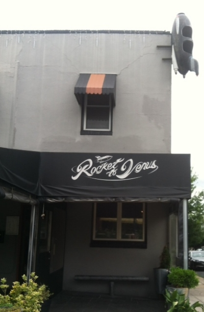 Rocket To Venus - 3360 Chestnut Avenue Stop here for eclectic food and full bar Cross Chestnut