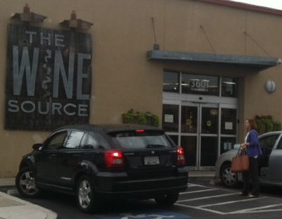 The Wine Source - 3601 Elm Ave Stop here for wine beer and liquor with a knowledgeable staff. Cross the street and head west onto 36th Street