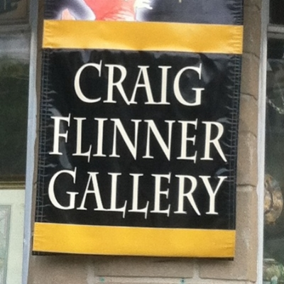 Craig Flinner Gallery & Millbrook Antiques - 859 W 36th Street Stop here for french posters, old Baltimore prints and maps, and antiques Turn right