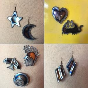 Pins | Earings