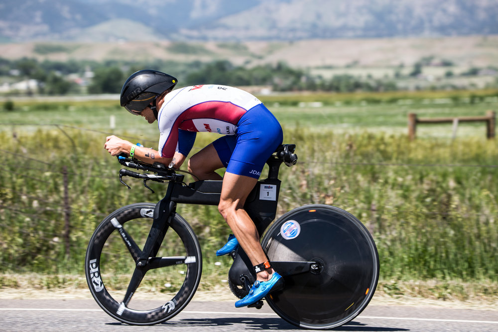 2018 Ironman Boulder; Photo: Jeff Yingling