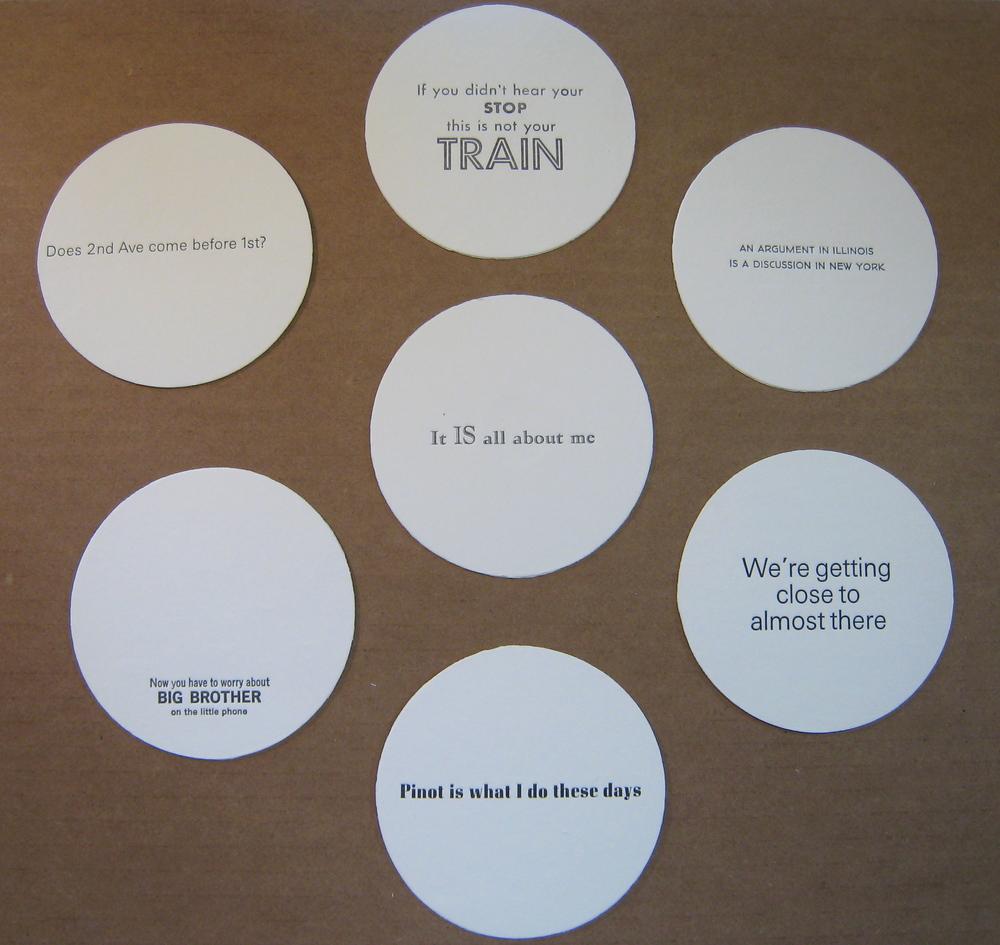 CitySpeaks NYC - Phrases