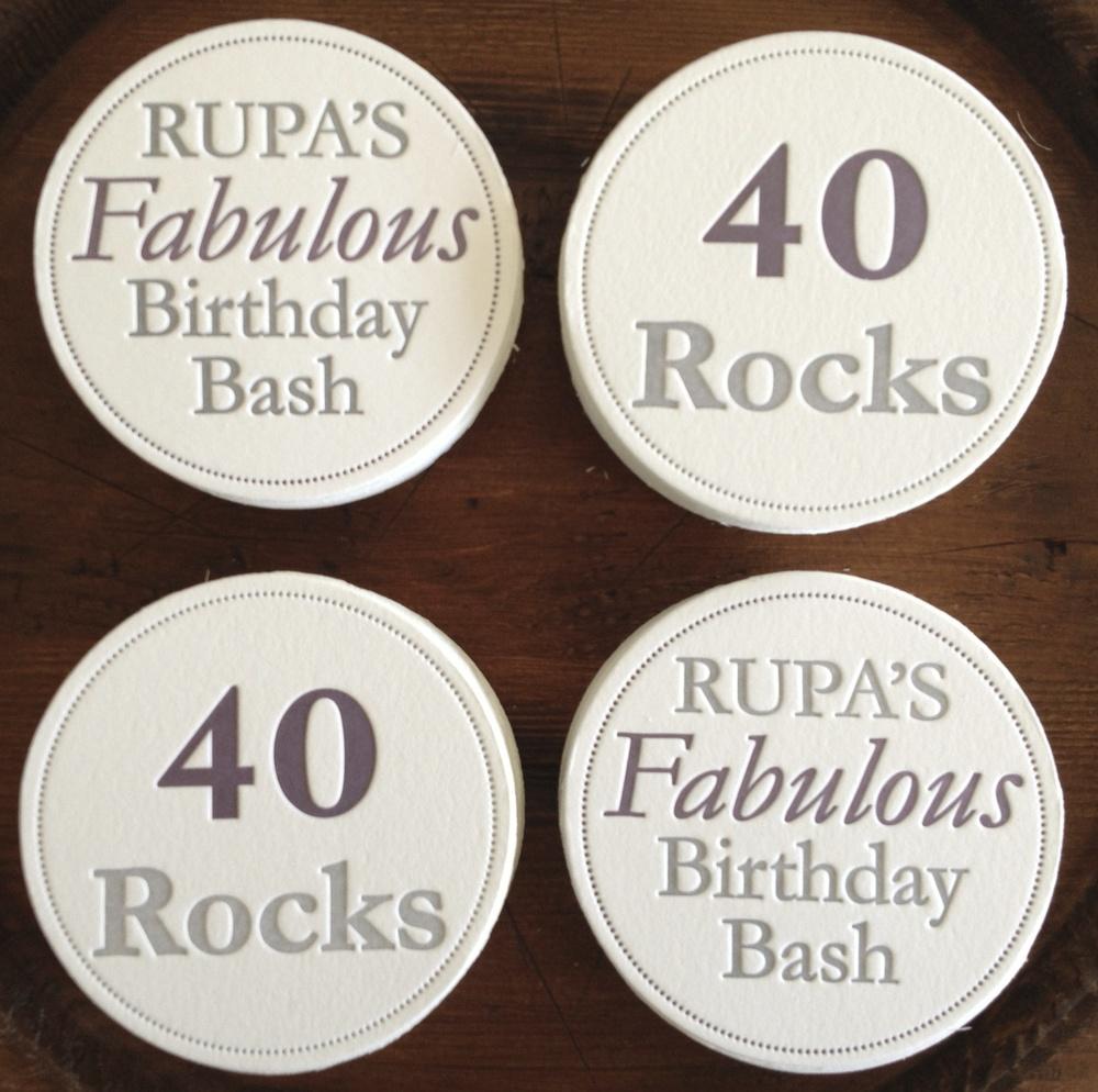 Rupa' Fabulous Forty