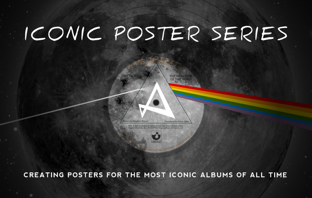ICONIC POSTER SERIES
