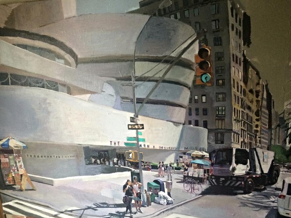Guggenheim Funk