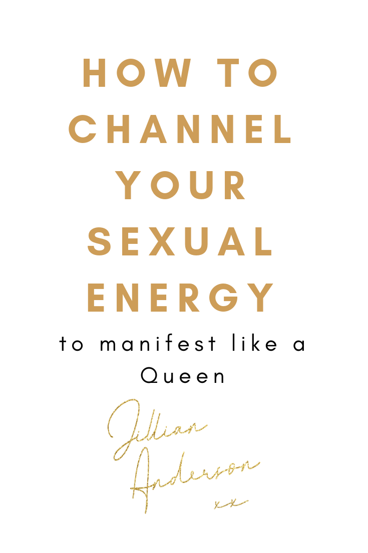 what is sexual energy