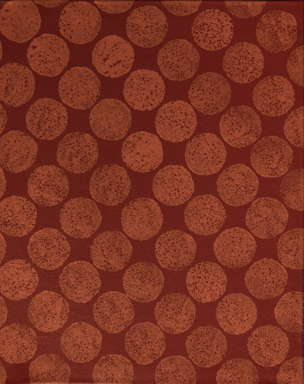 Spheres Orange