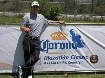 Canadian PGA Tour. Mazatlan, 2009
