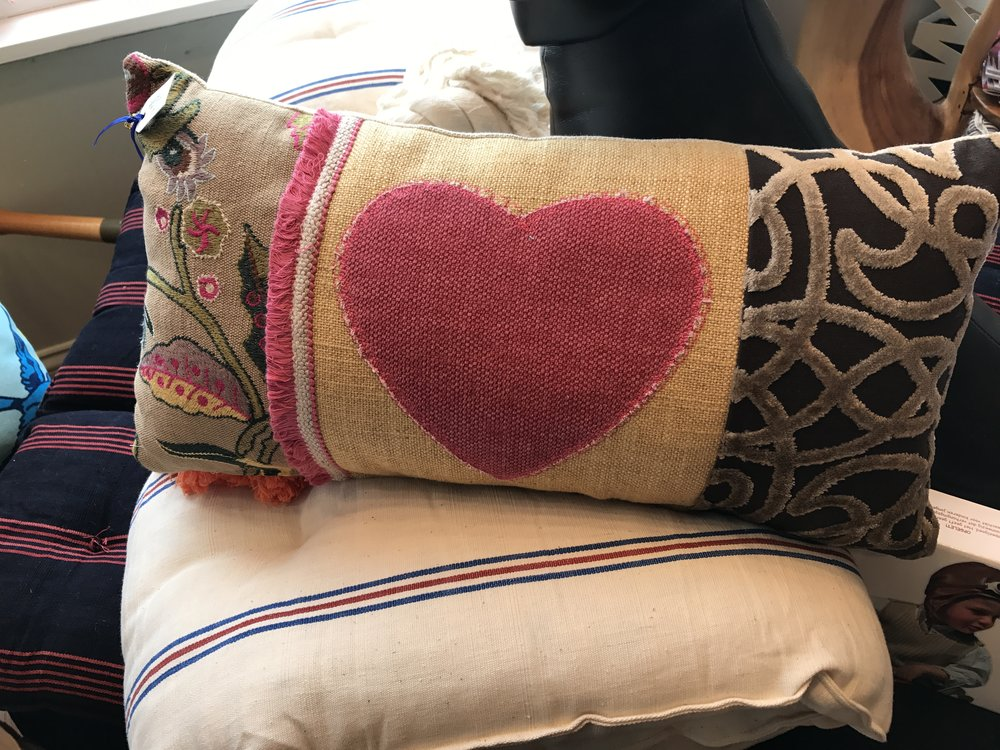 Sarah Gibson Pillows