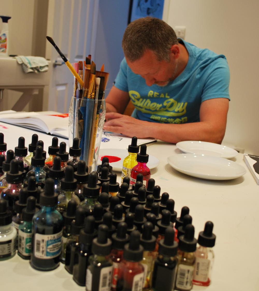 Studio of Steven Porter