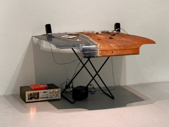 Calum Stirling,Burnt Sierra audio,rocks and samples
