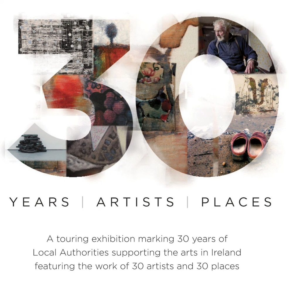 30 years, 30 artist, 30 places.