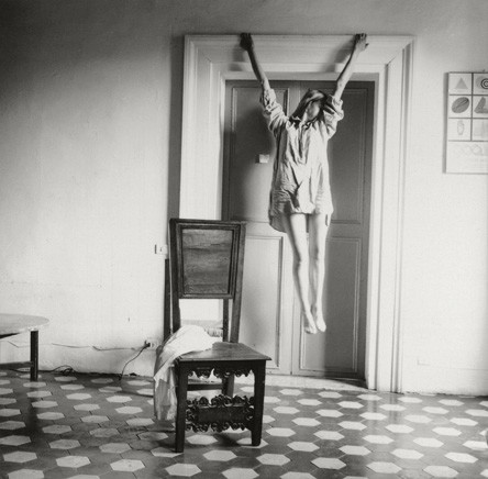 Francesca Woodman  Untitled    (1977-1978)