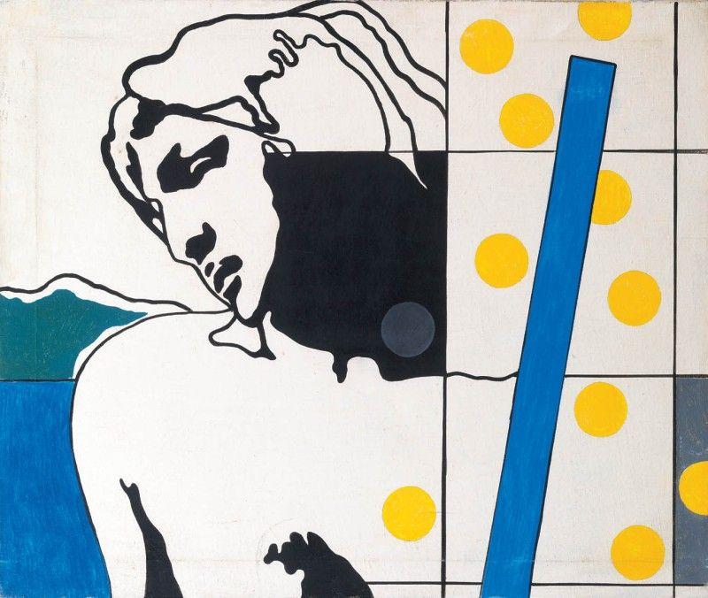 Tano Festa – da Michelangelo (1966-1968)