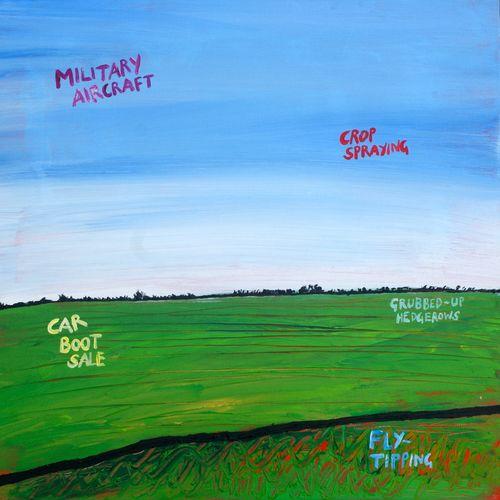 TIM BRADFORD, Lincolnshire Landscape Painting