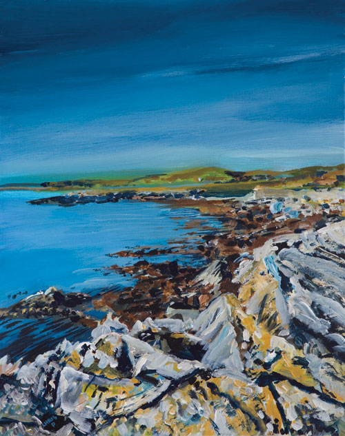 CHRIS PERRETT, Gigha