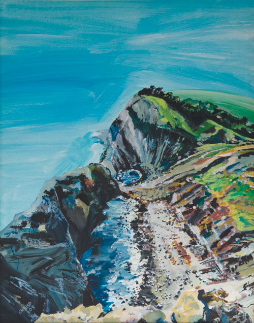 CHRIS PERRETT, Lulworth 3