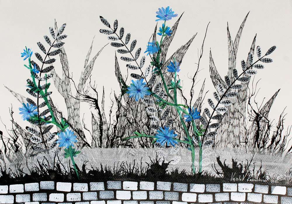 VOJISLAV RADOVANOVIC, Weed Flowers
