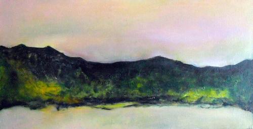 ROANNE MARTIN, Savoy Landscape