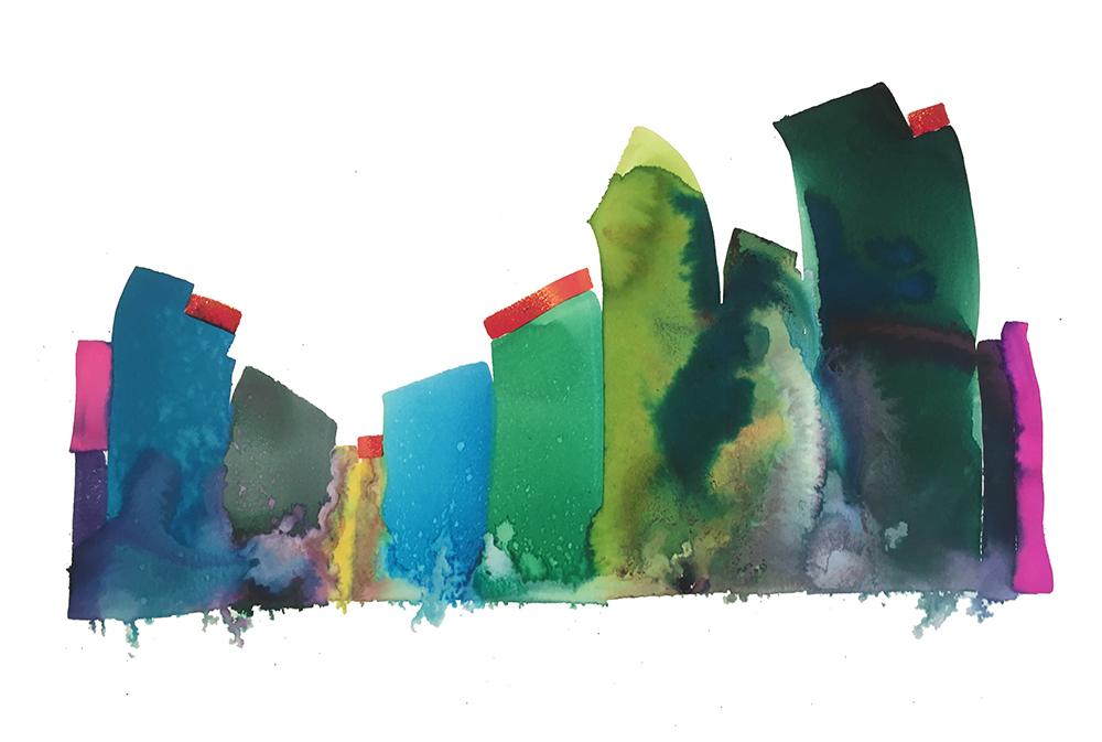 City 23 by Steven Porter