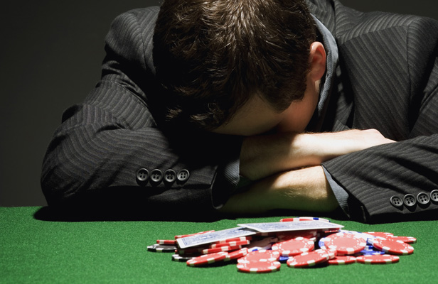 negative effects of gambling