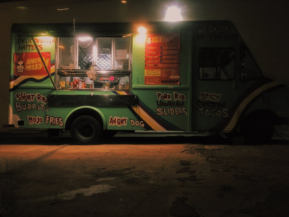 Angry Mojo food truck!