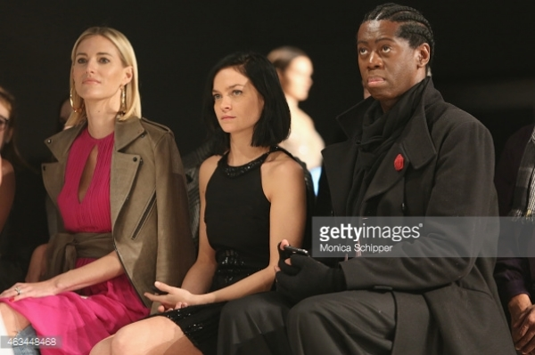 Kristen Taekman, DJ and recording artist Leigh Lezark of the Misshapes and J. Alexander attend the Idan Cohen.jpg