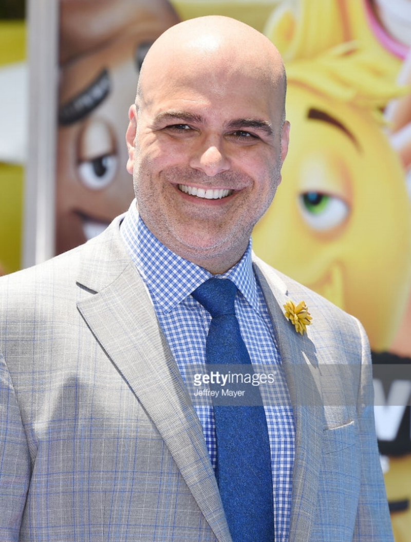 Director Tony Leondis