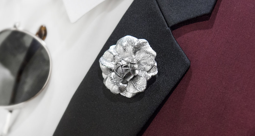 Fleur'd-Pins-Mini-Silver-Leather-Gardenia-photo-by-andrew-werner.jpg
