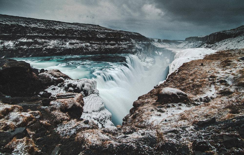 Dusky Gufloss, Iceland