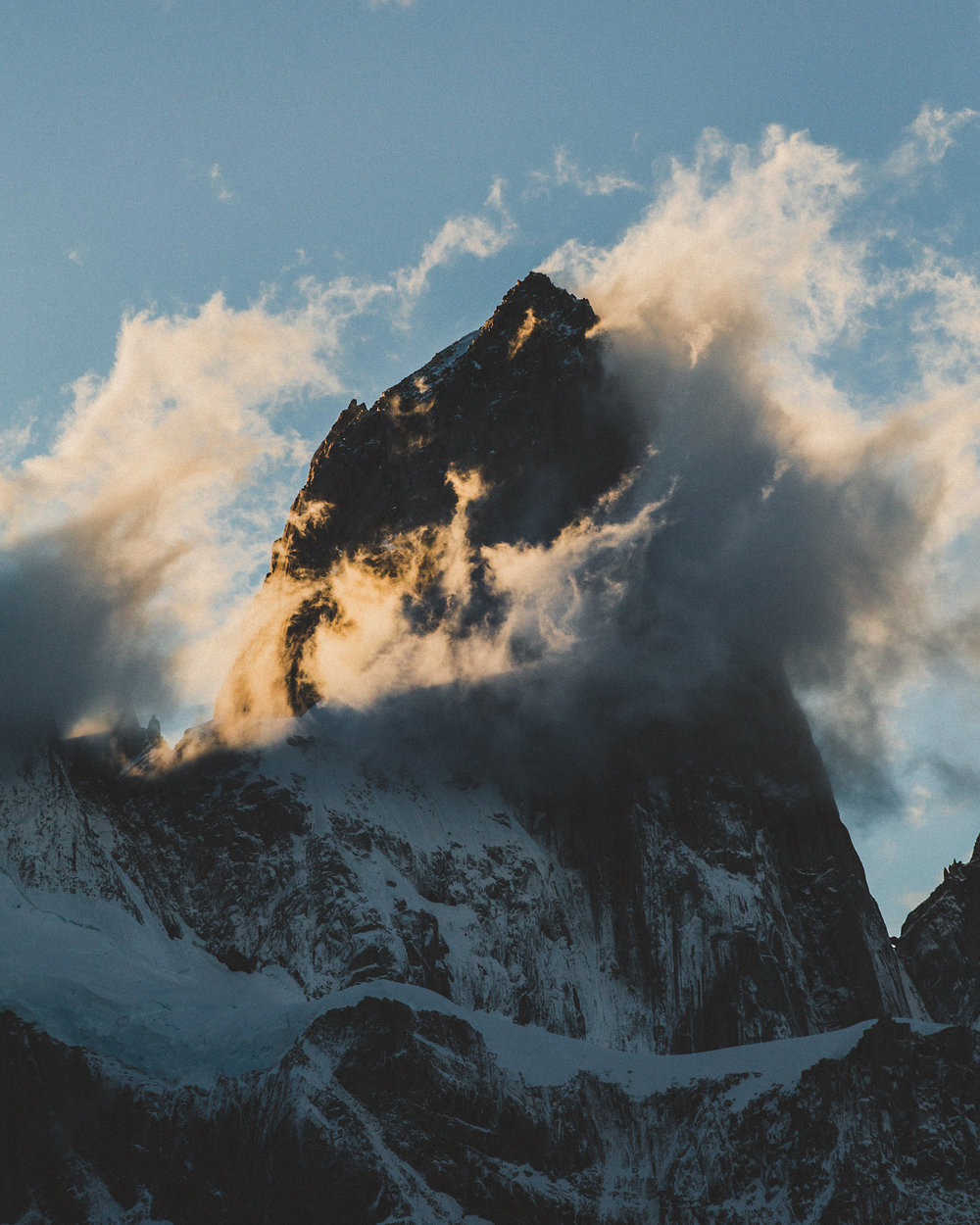 Mount Fitz Roy, Argentine Patagonia