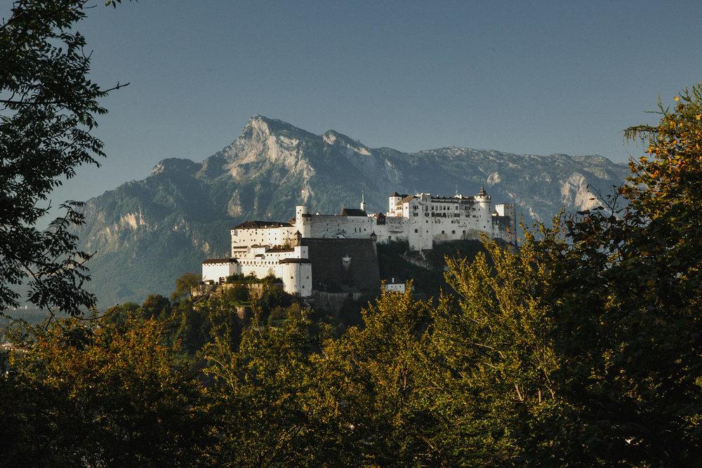 Hohensalzburg Fortress, Austria