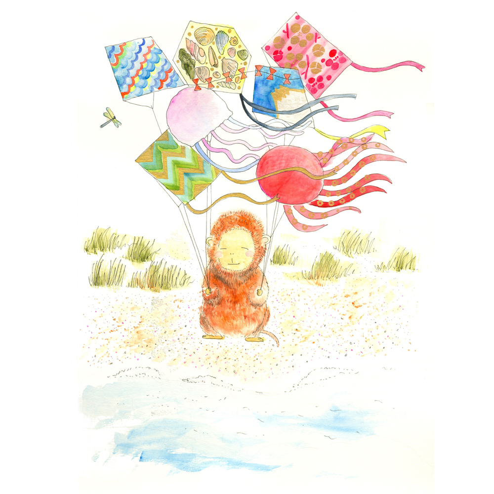 NEW YEAR 2016 - YEAR OF MONKEY