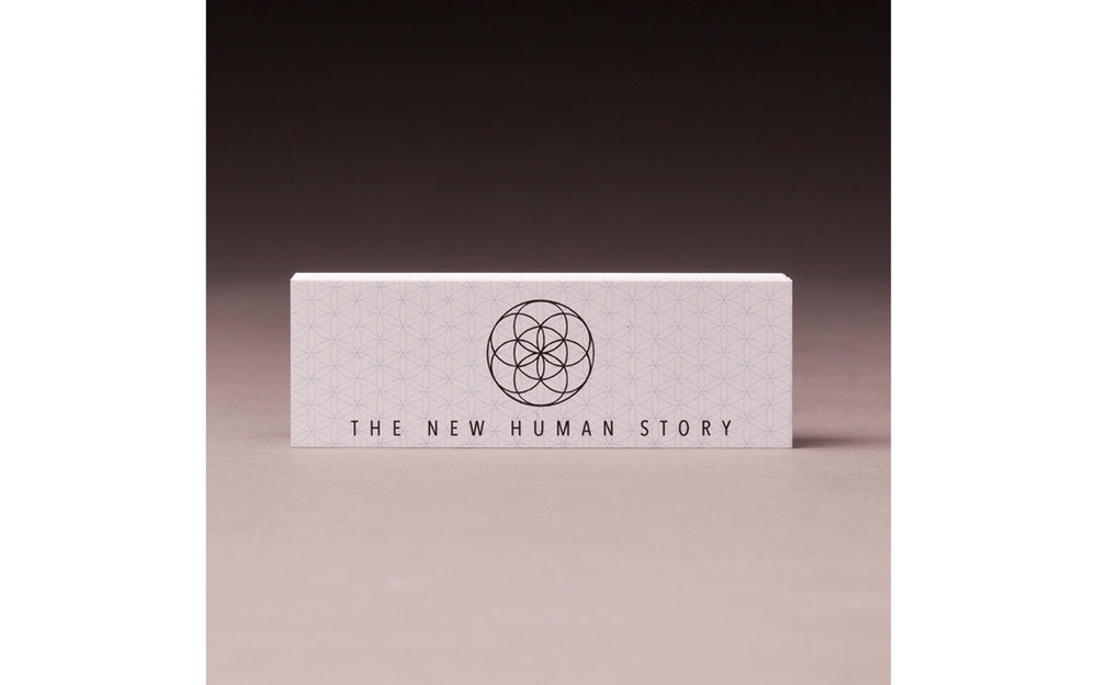 The New Human Story Cards
