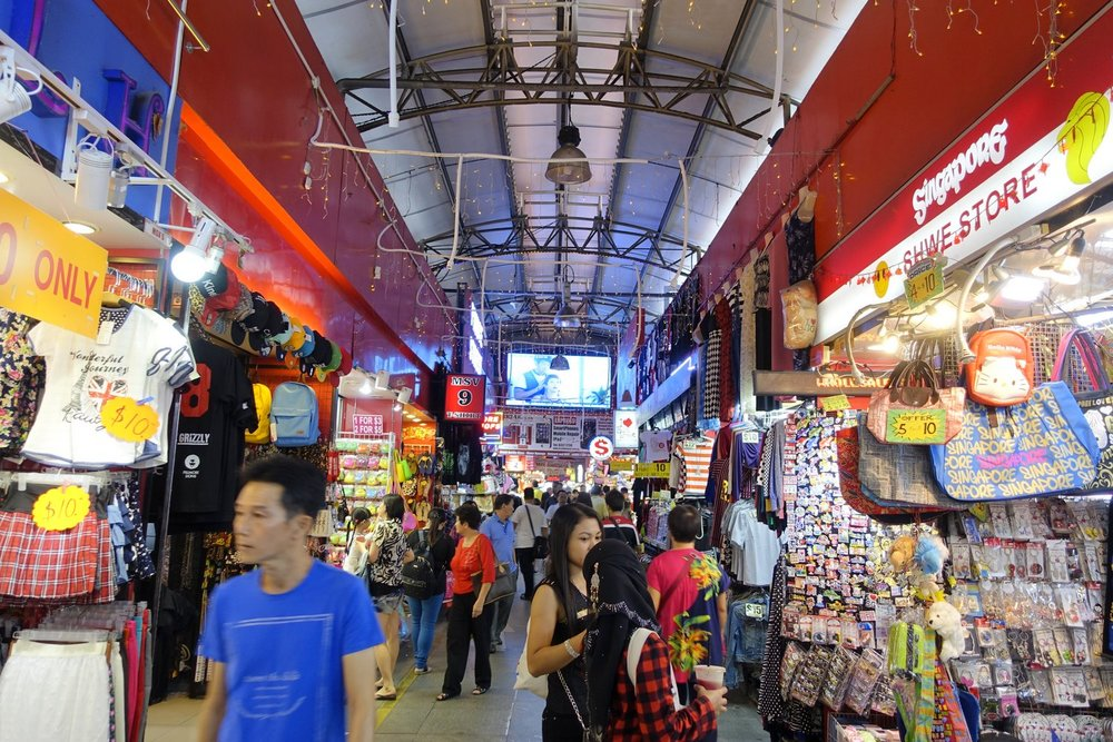 Bugis Steet, Singapore