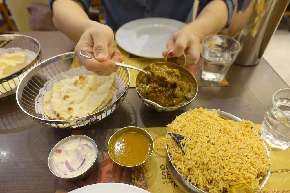 Anjappar Chettinad Restaurant, Singapore (7).jpg