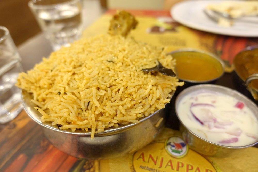Anjappar Chettinad Restaurant, Singapore (12).jpg
