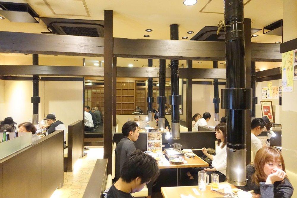 Itamae Yakiniku Itto 板前焼肉 一斗 東心斎橋店 本館, Osaka, Japan (13).jpg