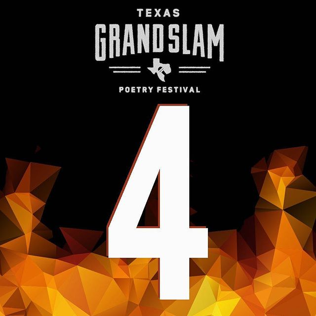 (Four)realz we're only 4 days away from #TGS2016!! Don't forget to get your tickets at texasgrandslam.com!!
