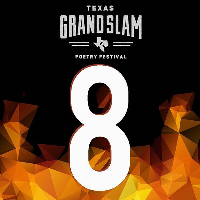 Get your dates for #TGS2016 because we only have 8 days left!!! Make sure you head to texasgrandslam.com to get your tickets TODAY!