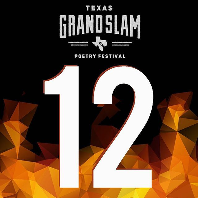 We don't have 12 drummers drumming, but we do have a lot of excitement!! ONLY 12 DAYS OUT TILL #TGS2016!! Don't forget to get your tickets at texasgrandslam.com