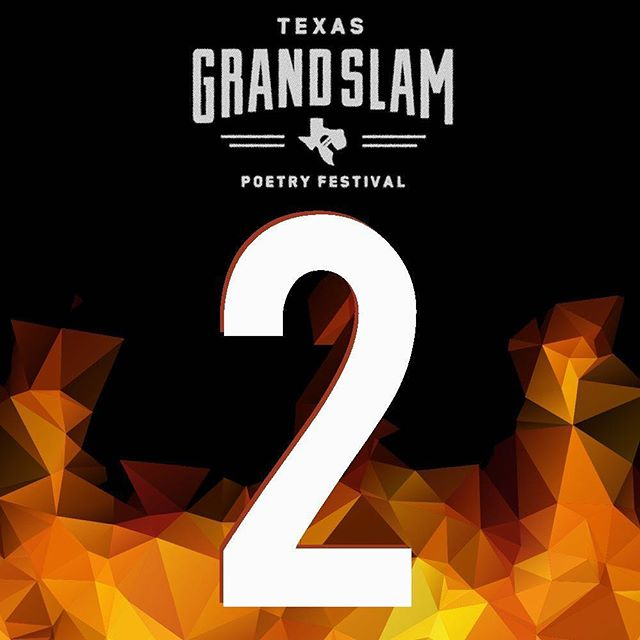 TWO DAYS LEFT TILL #TGS2016 FINAL STAGE!  Get your tickets at texasgrandslam.com!