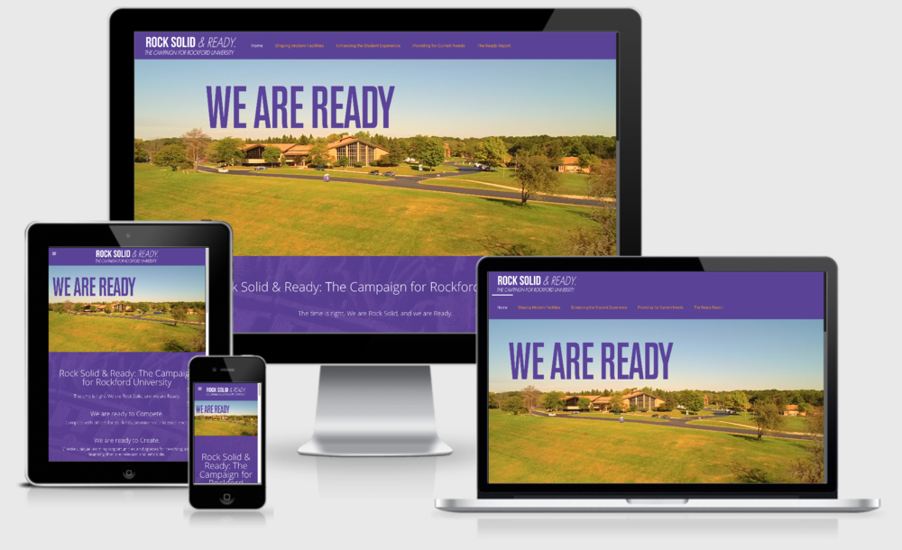 Rockford University Capital Campaign |  ready.rockford.university