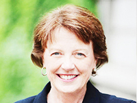 DR. MARY BOYCE  Dean, Fu Foundation School of Engineering & Applied Sciences, Columbia University