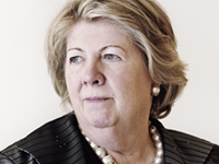 BARONESS MARY GOUDIE  Senior Member, British House of Lords; Board Member, Vital Voices; Chair, Women Leaders' Council to Fight Human Trafficking, United Nations