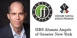 David Teten  Partner, ff Venture Capital Chair & Founder, HBS Alumni Angels of New York